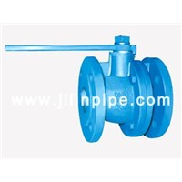 Ball Valve, Flange End Ball Valve.