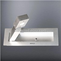 Recessed LED bedside reading lamp/wall lights(MB-1062)