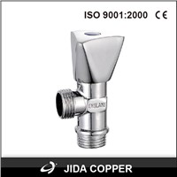brass angle valve supplier