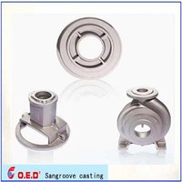 cast stainless steel parts