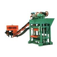 cement brick manufacturing machine