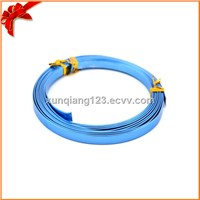cheap Aluminum Flat Wire/craft wire for christms