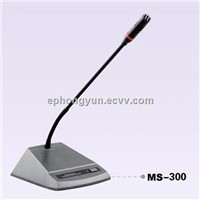 conference microphone,gooseneck condenser microphone MS-300