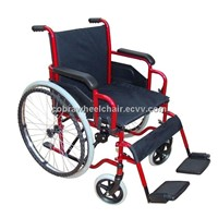 detached armrest wheelchair&wheelchair with flip-up armrest&simple wheelchairs