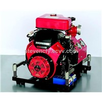 fire pump with Honda engine BJ-15A