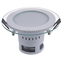 fire rate plastic downlight
