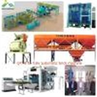 fly ash paving block making machine