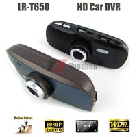 full HD 1080p WDR 2.7 inches 120 Degree screen car dvr