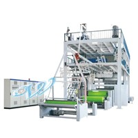 full automatic pp spunbonded nonwoven fabric making machine