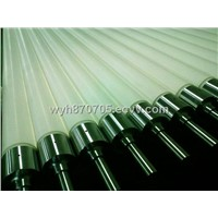 fused quartz silica roller in glass tempering
