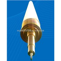 glass ceramic roller for tempering