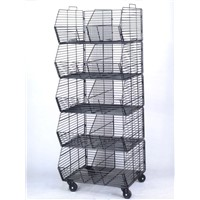 good quality wire shelving