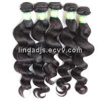grade virgin human loose wave hair extensions