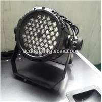 High Power 54*3W RGBW LED Outdoor Par Light/LED Par Light/LED Waterproof Par Light