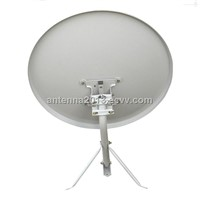 ku band 35/45/55/60/70/80/90/120cm satellite dish antenna
