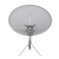 ku band offset dish antenna