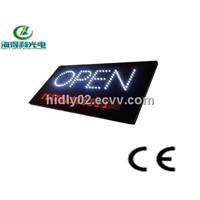 led open sign with display hidly shenzhen China