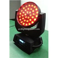 Quad Color 4in1 10W RGBW LED Moving Head Washer, LED Moving Head Light, LED Staage Lighting