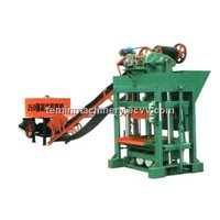 semi-auto brick making machine