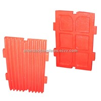 Shanbao Stone Crusher Spare Parts Jaw Plate