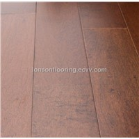 solid and engineered Chinese Maple Wood Flooring