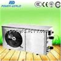 swimming pool heat pump for pool heater