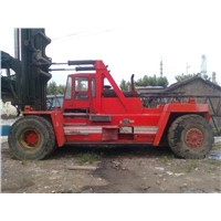 Used Container Reach Stacker Kalmar DCB42-1200G