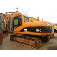 Used Excavator CAT 320C / Caterpillar 320C