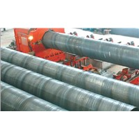 weld steel pipe summary