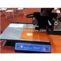 foil stamping machine for book covers/business card/wedding card