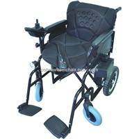 massage power wheelchair&120kgs max loading weight of electric wheelchair