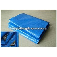 pe tarpaulin sheet for cover blue color