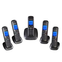 Grandstream DP715/DP710 VoIP DECT IP Phone Supports 5 SIP Accounts wireless mobile phone