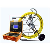 Industrial Pipe Inspection Camera System with 60/120M Cable