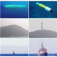Remote Controlled Anti Pirate Submarine for Underwater Sea Surveillance