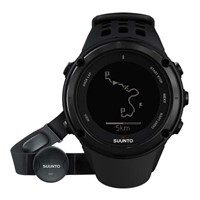 Suunto Ambit2 Black ( HR ) GPS and Heart Rate Monitor Watch