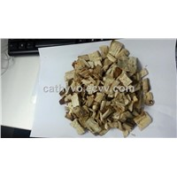 Wood chip for paper industry