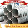 CIRCLE ROUND GALVANIZED STEEL PIPE