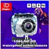 waterproof mini 1080p hd action head camera