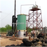 thermal oil furnace