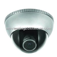700TVL Fish-Eye 130 Degree Wide Angle Vandalproof Dome Camera