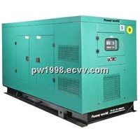 Air-Cooled Three Phase Mobile type /silent type 80kva-2500kva Diesel Generator Set