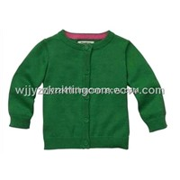Children Cardingan Sweater