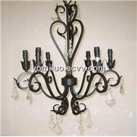 Crystal lighting lighting fixture chandelier lighting home lighting modern lighting