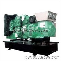 Cummins engine open type slient diesel generator export China