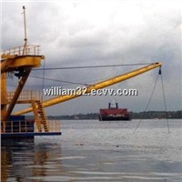 Dredge Anchor Boom