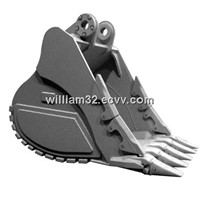 Dredging Excavator Bucket For Backhoe Dredger