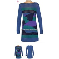 Fashoin Customer Order Sweater Dress