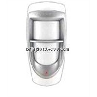 Outdoor infrared alarm digital motion detector