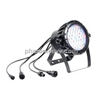 Parcans LED RGB Outdoor Light
